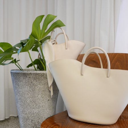 LITTLE LIFFNER Two-Way Tulip Large Tote - Crudo