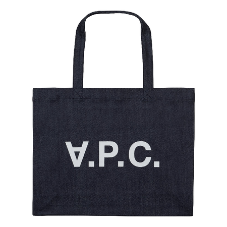 A.P.C. Daniela Shopping Bag - Indigo
