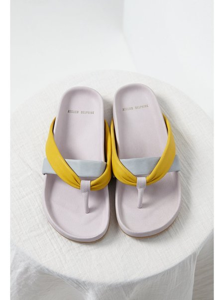 Atelier Delphine Zori Sandals - Pasteles