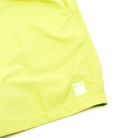 Obey Easy Relaxed Short - Lime