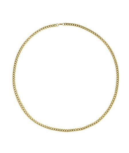 Ellie Vail Jewelry Hudson Cuban Link - 18k Gold