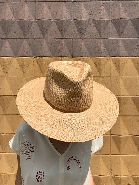 Janessa Leone Arlo Hat - Sand