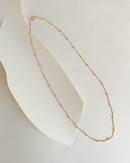 HighLow Dia Necklace