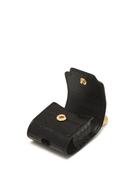 Marge Sherwood Airpods Case - Black Croc