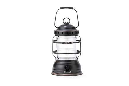 Barebones Living Forest Lantern - Antique Bronze