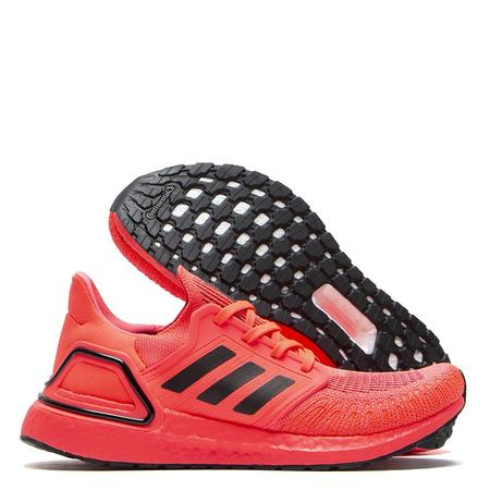 adidas Ultraboost 20 Primeblue Trainer - Signal Pink