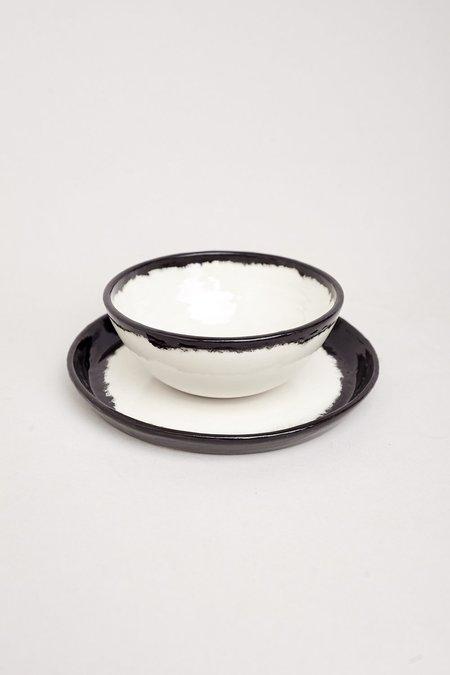 BTW Ceramics Blur Small Plate