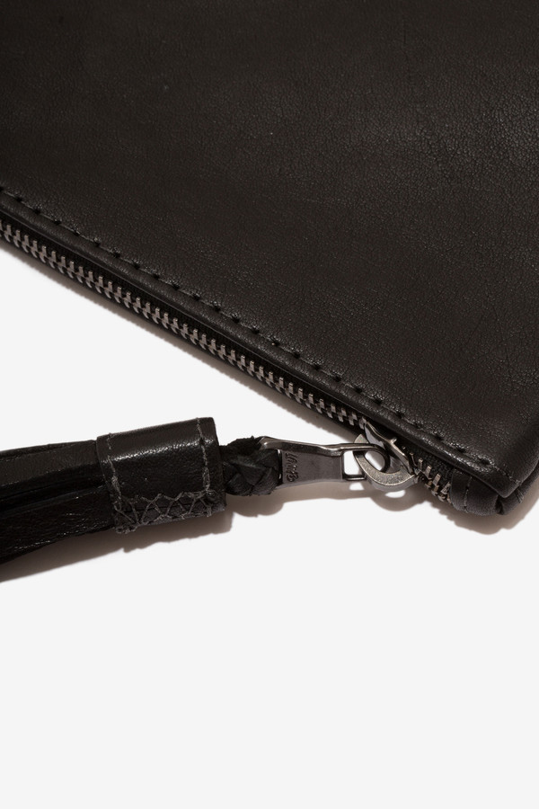 moses nadel Pouch Large Black