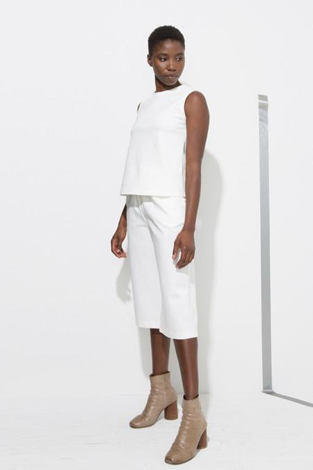 Enda Rosa Pants - White