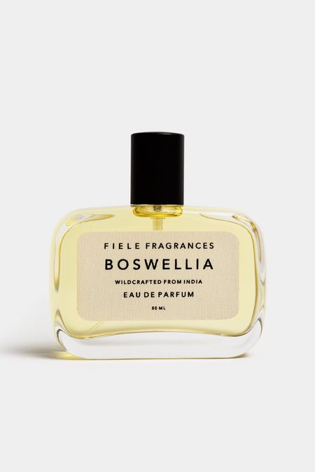 Fiele Fragrances eau de parfum - boswellia