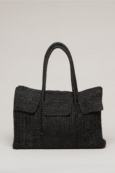 Maison N.H Paris Dahlia Grand BAG - Black