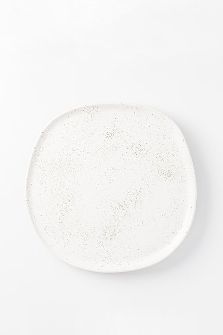Haand Ripple Dinner Plate - Birch