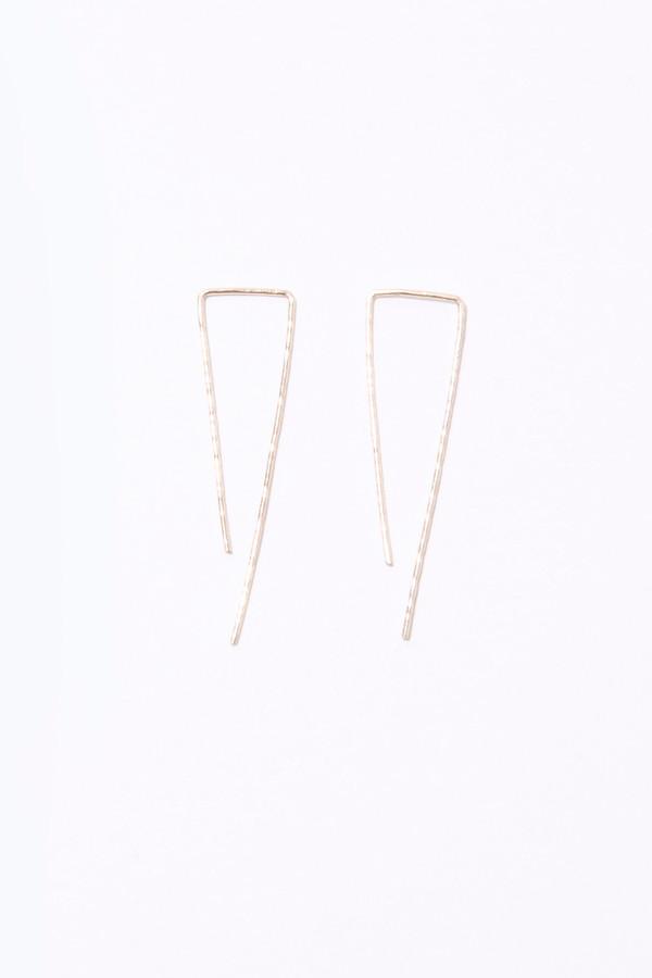 Nettie Kent Jewelry Veda Stringers Midi - Gold