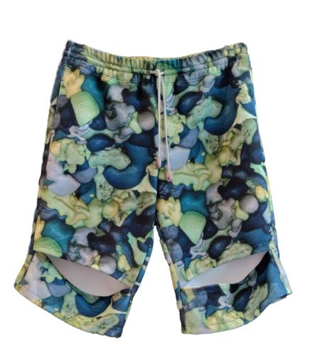 JULIAN ZIGERLI Thumbs Up Shorts