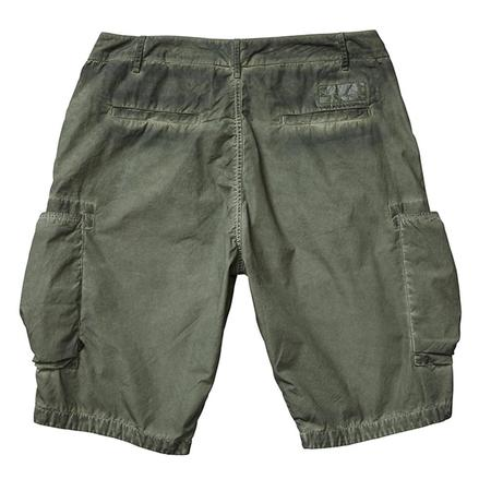 Liberaiders Overdyed Shorts - Olive