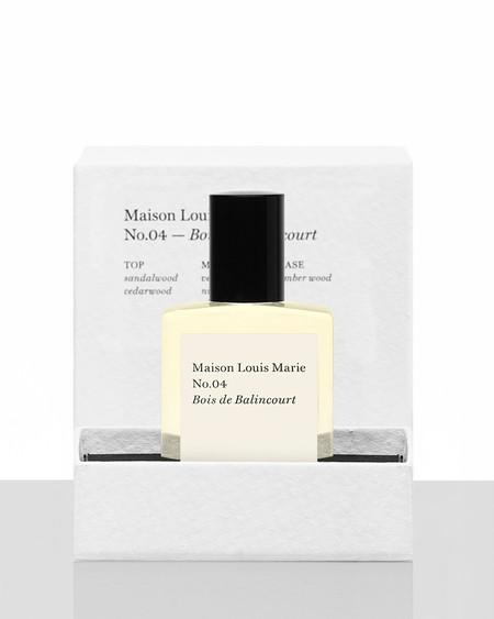 Maison Louis Marie - No. 4 Bois de Balincourt Perfume Oil