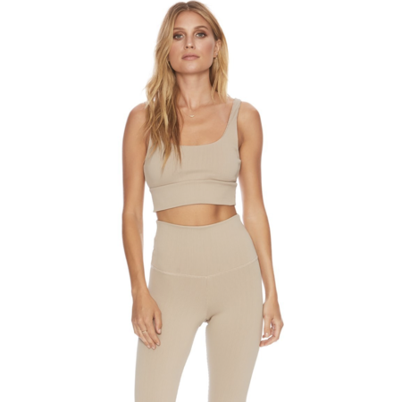 Beach Riot Leah Top - Tan