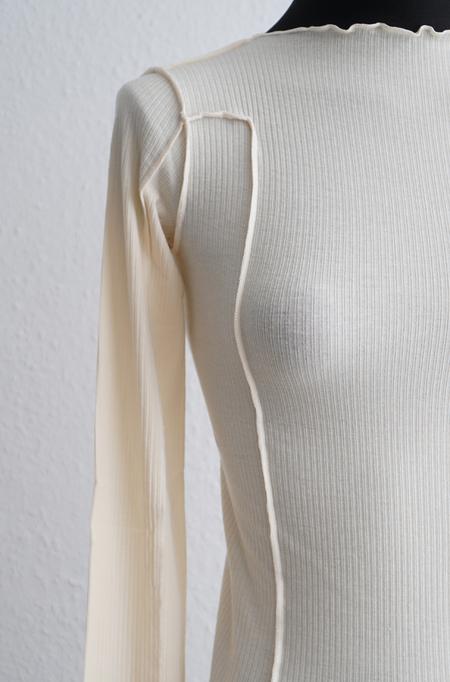 Baserange Omato Long Sleeve - Off White