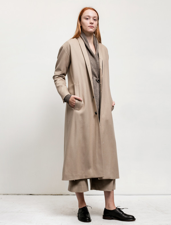 Stephan Schneider Womens Coat Artwork Desert