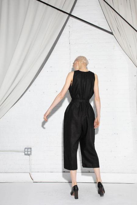 H. Fredriksson Jumpsuit - Black