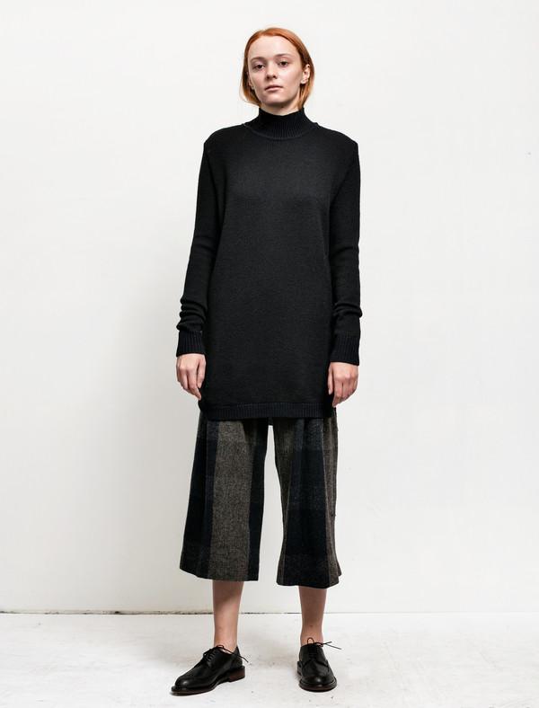 Stephan Schneider Womens Trousers Interior Dark Plaid