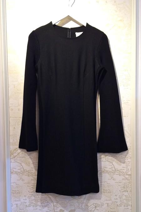 Derek Lam 10 Crosby Bell Sleeve Knit Dress