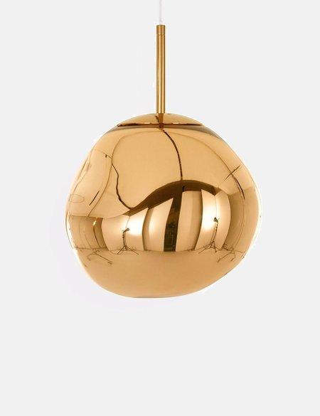 Tom Dixon Melt Mini Pendant LED Light - Gold