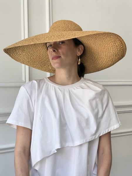 Greenpacha Menorca Hat - Brown