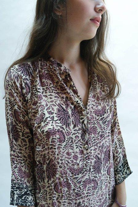 Natalie Martin Isobel Dress - Santorini Fig