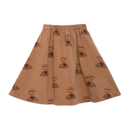 Weekend House Kids Gondolier Skirt - Camel