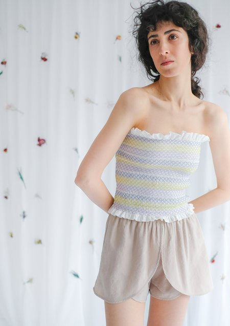 OhSevenDays Tuesday Tube Top - Multi Coloured