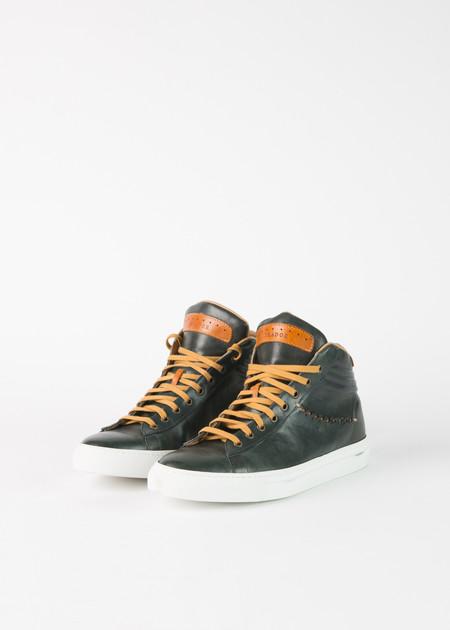 Brador High Top Ribbed Sneaker
