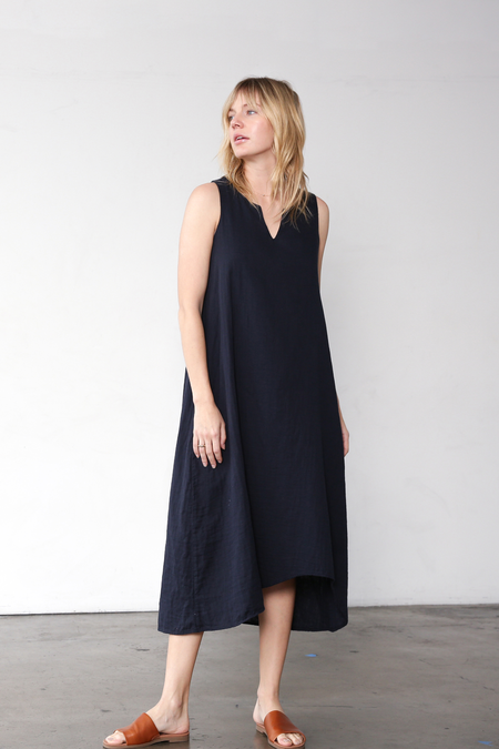 It Is Well L.A. 4-Way Gauze Dress With Detachable Belt
