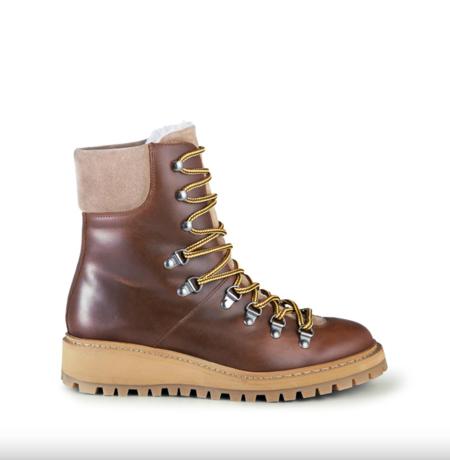 Ivylee Alpine Boot - Brandy