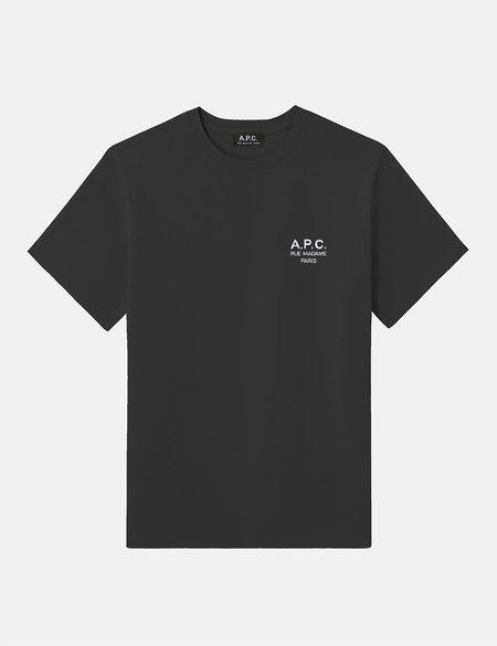 A.P.C. Raymond T-Shirt - Charcoal