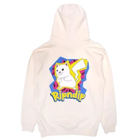 RIPNDIP Catch Em All Hoodie sweater - Tan