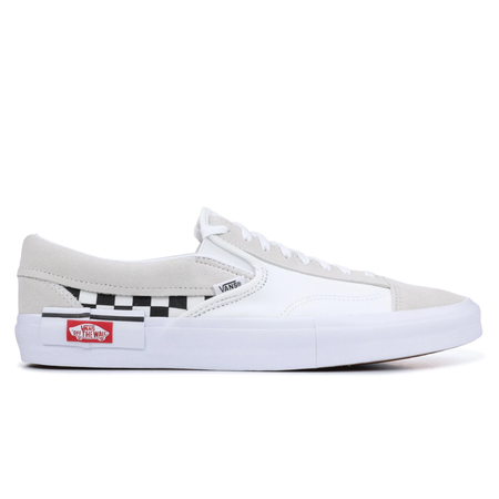 VANS Slip-On CAP - White/Black Checkerboard