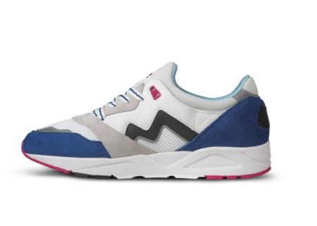 Karhu Aria 95 Marathon Pack 2 Sneakers - Dazzling Blue/White