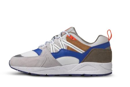 Karhu Fusion 2.0 Trophy Pack2 Sneakers - Lunar Rock/Sazzling Blue