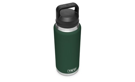 Yeti Rambler 36 oz Bottle With Chug Cap - North Woods Green