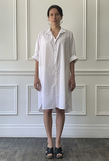 LIWAN My Tunic - White