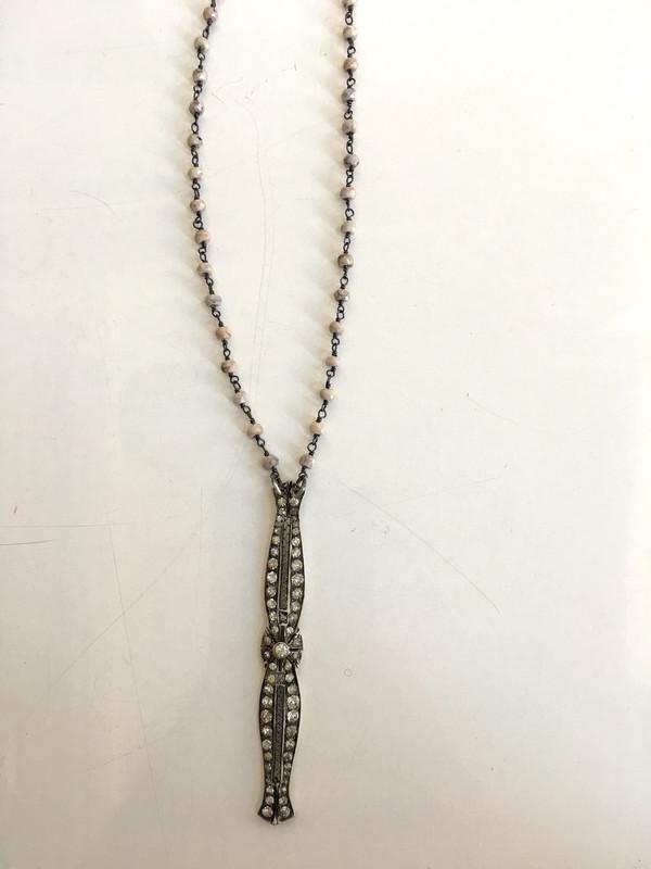 Natalie B Thea Vintage Necklace