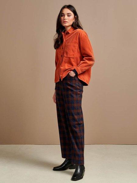 Bellerose Pilou Cord Overshirt - Autumn