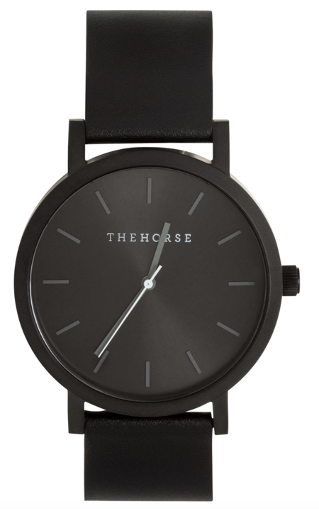 The Horse A29 Out Watch - Matte Black
