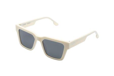 KOMONO Bob sunglasses - Ivory