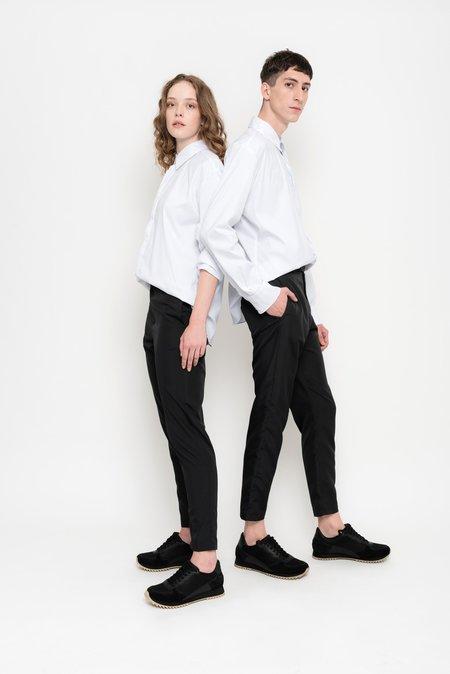 Unisex Uma Raquel Davidowicz Abrasivo Tailored PET Nylon Pants