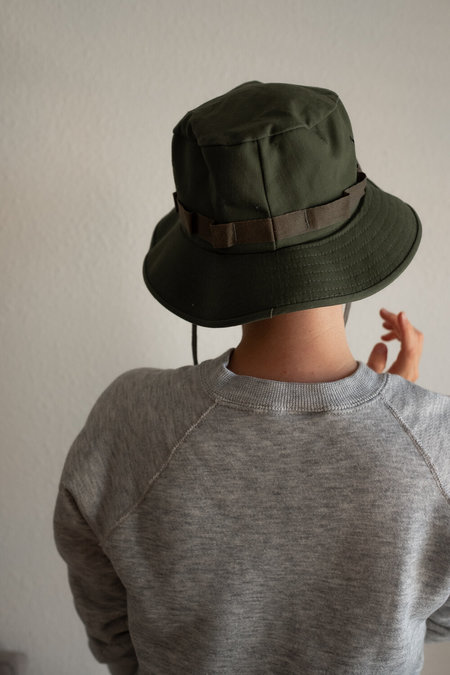 Vintage Bucket Hat - Army