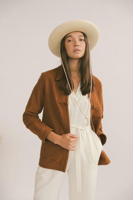 Kordal Maya Work Jacket - Clove