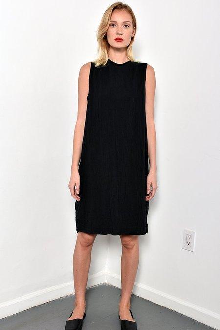 Uzi NYC Oxford Dress - Black
