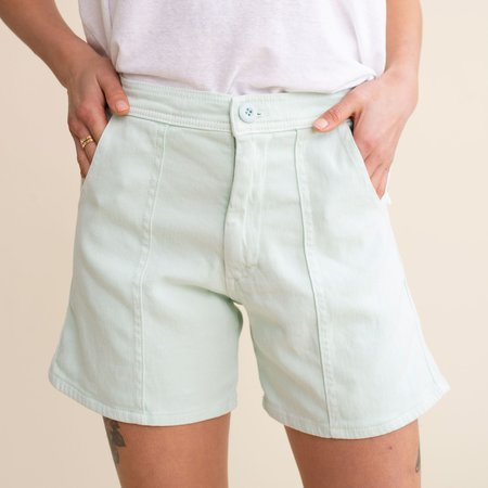Jungmaven Venice Shorts - White